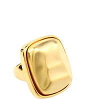 Kenneth Jay Lane - Polished Gold Bling Ring