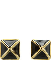 Rebecca Minkoff - Enamel Studded Earrings