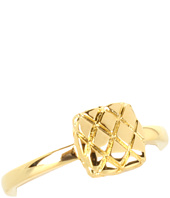 gorjana - Quilted Square Ring