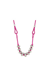 Rebecca Minkoff - Thread Wrapped Bali Bead Necklace
