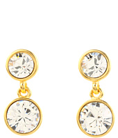 Kenneth Jay Lane - Double Bling Earrings