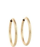 Kenneth Jay Lane - The Gold of Gold Hoops