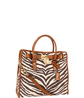 MICHAEL Michael Kors - Hamilton Canvas Large NS Tote - Tiger Canvas