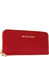 MICHAEL Michael Kors - Jet Set Saffiano Travel ZA Continental