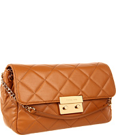 MICHAEL Michael Kors - Sloan Large Quilted Shoulder Flap