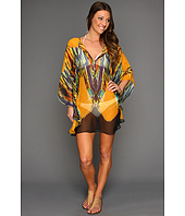 Vix - Tribal Caftan Cover Up