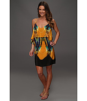 Vix - Tribal A-Line Short Cover Up