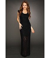 Nicole Miller - Cutout Back Lace Gown