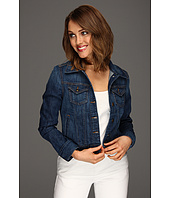 Christopher Blue - Sharlene Crop Jacket in Hermosa Wash