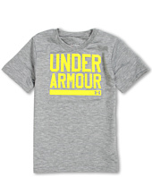 Under Armour Kids - Branded UA Tee (Little Kids/Big Kids)
