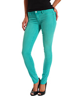 Blank NYC - The Spray On Regular Rise Super Skinny in Teal Blast