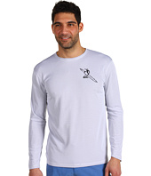 Quiksilver Waterman - Pipeline L/S Surf Shirt