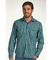 Lucky Brand - Del Norte Gingham 1 Pocket Shirt