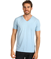 Lucky Brand - Avalon Sueded Jersey V-Neck