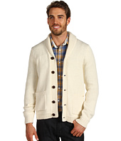 Lucky Brand - Mixed Stitch Shawl Cardigan Sweater