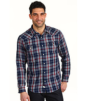 Lucky Brand - Rivington Plaid Western Shirt