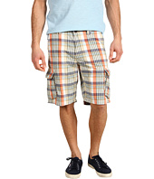 Lucky Brand - Plaid Cargo Short