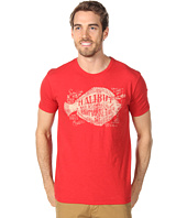 Lucky Brand - Halibut Fish Market Tee