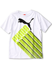Puma Kids - Racing Tee (Big Kids)