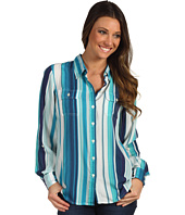 Lucky Brand - Brooke Striped Shirt