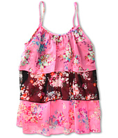 Ella Moss Girl - Citrus Floral Tank Top (Big Kids)