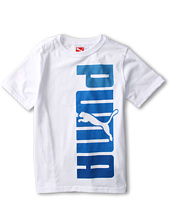 Puma Kids - Sided Tee (Big Kids)