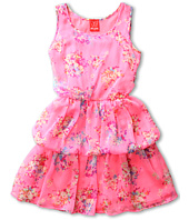 Ella Moss Girl - Citrus Floral Dress (Big Kids)