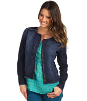 Lucky Brand - Adamson Cropped Denim Jacket
