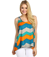 Jack by BB Dakota - Allison Zigzag Top