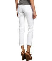 Lucky Brand - Sienna Tomboy Crop in Pearl