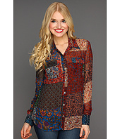 Lucky Brand - Jane Stevie Patchwork Top