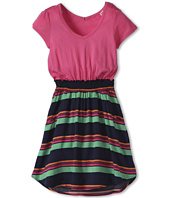 Splendid Littles - Cannes Stripe Voile Dress (Big Kids)