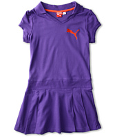 Puma Kids - Pique Tennis Dress w/ Front Placket (Big Kids)