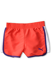 Puma Kids - Color Block Woven Short (Little Kids)
