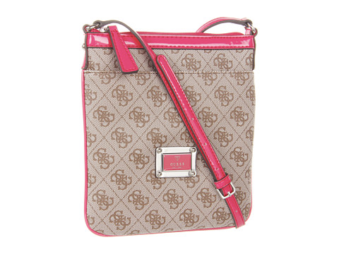 GUESS Skya Mini Crossbody Top Zip - 6pm.com