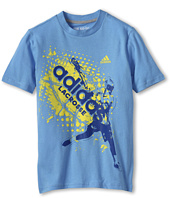 adidas Kids - Lacrosse Graphic Tee (Little Kids/Big Kids)
