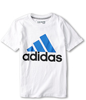 adidas Kids - adi Color Logo Tee (Little Kids/Big Kids)