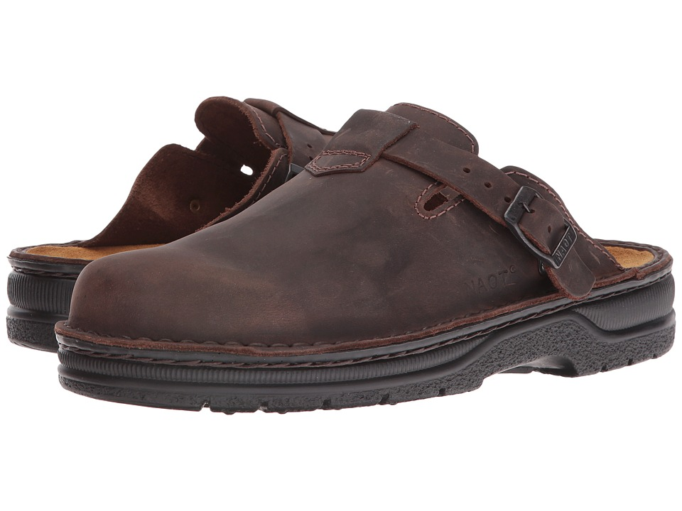Naot Footwear - Fiord (Crazy Horse Leather) Men