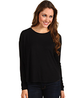 Kenneth Cole New York - Aubrey Long-Sleeve Split-Back Shirt