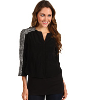 Kenneth Cole New York - Tracey Graphic Tweed Jacket
