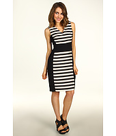 Kenneth Cole New York - Marcie Striped Sheath Dress