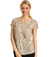 Lucky Brand - Cheetah Iris Top