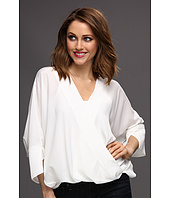 Kenneth Cole New York - Sean Faux Wrap Top