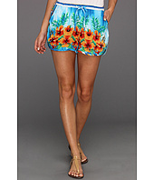 C&C California - Tropical Panel Printed Play Short