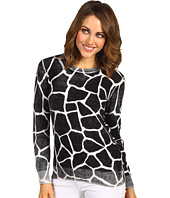 MICHAEL Michael Kors - Giraffe Inside Out L/S Sweater