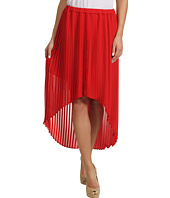 MICHAEL Michael Kors - Pleated High-Low Skirt