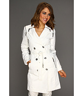 MICHAEL Michael Kors - Sateen Zip Trenchcoat