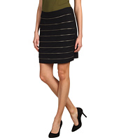 MICHAEL Michael Kors - Ponte Zip Panel Skirt