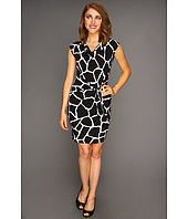 MICHAEL Michael Kors - Mod Giraffe Twist Knot Dress