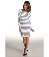 MICHAEL Michael Kors - Carnaby Stripe L/S Crew Dress